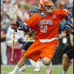 Syracuse lacrosse pinnies