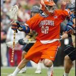 Syracuse lacrosse pinnies