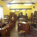 Antique furniture stores