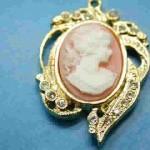 Antique pendants